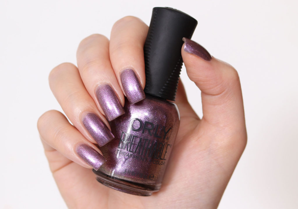 ORLY BREATHABLE Youre A Gem Swatch