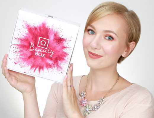 QVC Beauty Box 1