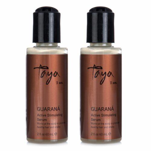 TAYA HAIRCARE Guarana Active stimulierendes Serum für die Kopfhaut 2x 60ml