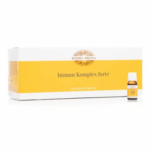 BÄRBEL DREXEL Immun Komplex forte Aufbaukur für das Immunsystem 14x 10ml für 14 Tage