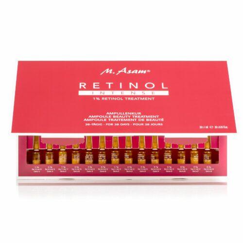 M.ASAM® Retinol Intense Ampullenkur 28x 1ml