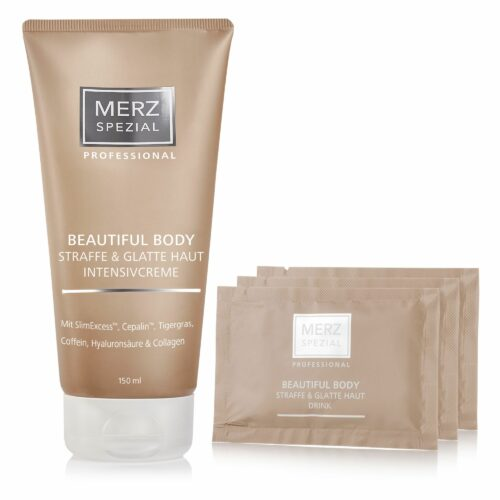 MERZ SPEZIAL Professional Beautiful Body Intensive Creme & 3 Sachets Drink