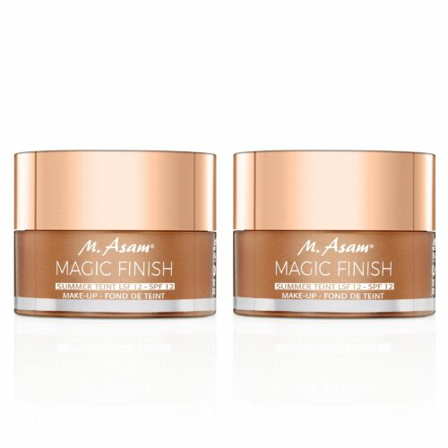 M.ASAM® Magic Finish Make-up-Mousse Summer Teint mit LSF 2x 30ml