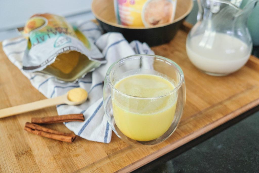 BLEND REPUBLIC Curcuma Latte Collagen