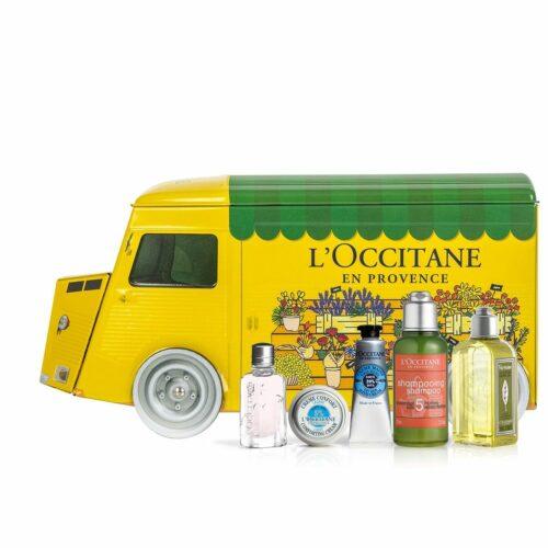 L'OCCITANE Provenzalischer Lieferwagen mit Kennenlerngrößen 5tlg.