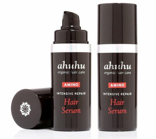 ahuhu organic hair care Intensive Repair Hair Serum 2x 30ml