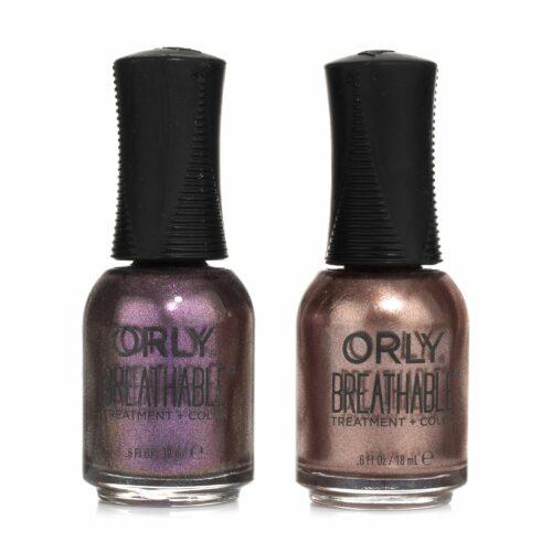 ORLY® Nagellack-Set Farblacke 2x 18ml atmungsaktiv