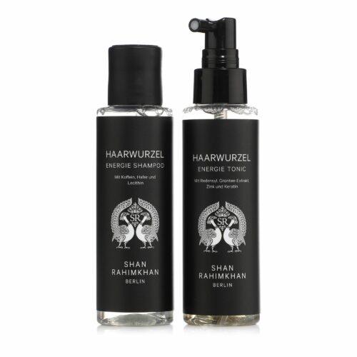 SHAN RAHIMKHAN Haarwurzel Energie Shampoo & Tonic 2x 100ml