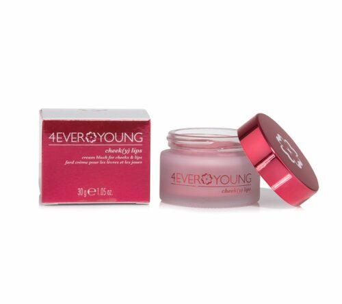 4EVER YOUNG Cheeky Lips Cream-Rouge für Wangen & Lippen 30g