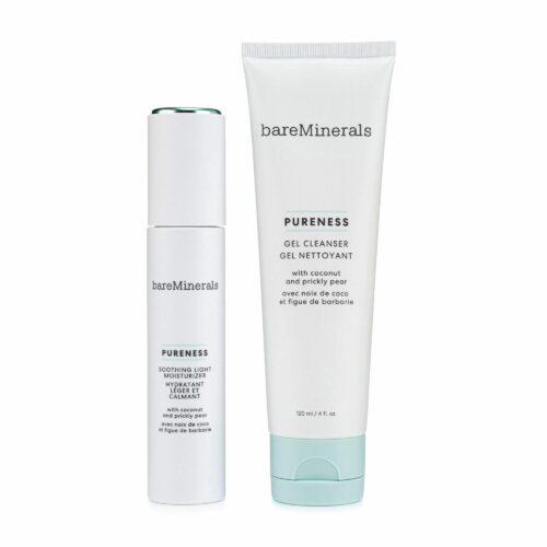 bareMinerals® Pureness Duo Reinigungslotion & Feuchtigkeitspflege