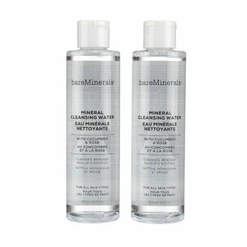 bareMinerals® Mineral Cleansing Reinigendes Gesichtswasser 2x 200ml