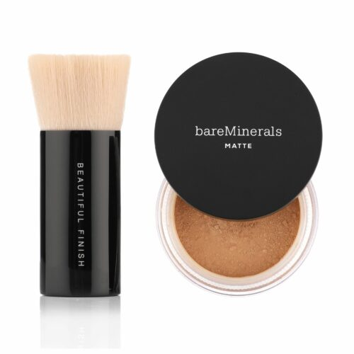 bareMinerals® Original Matte Foundation mit Pinsel 6g
