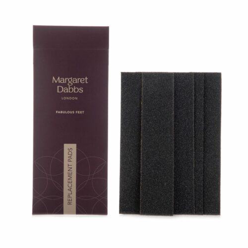 MARGARET DABBS LONDON Foot File Replacement Pads Ersatzpads für Fußfeile, 10stk