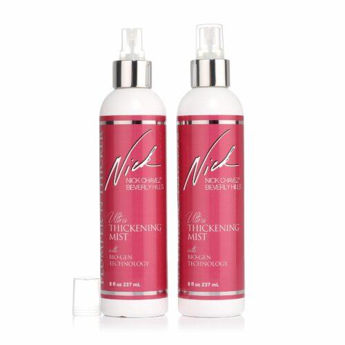 NICK CHAVEZ® Plump 'N Thick® Spray für Volumen und dickeres Haar 2x 237ml