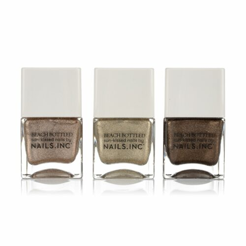 NAILS.INC® Nagellack-Set 3 Farblacke je 14ml