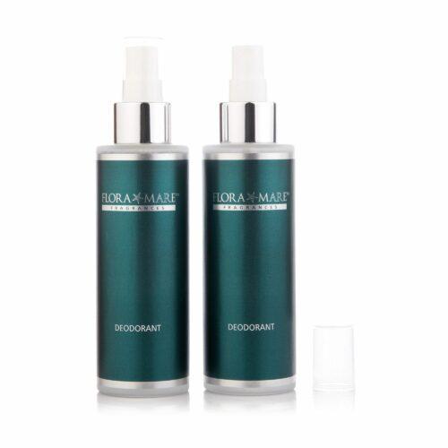 FLORA MARE™ Fragrances Deodorant ohne Alkohol 2x 100ml