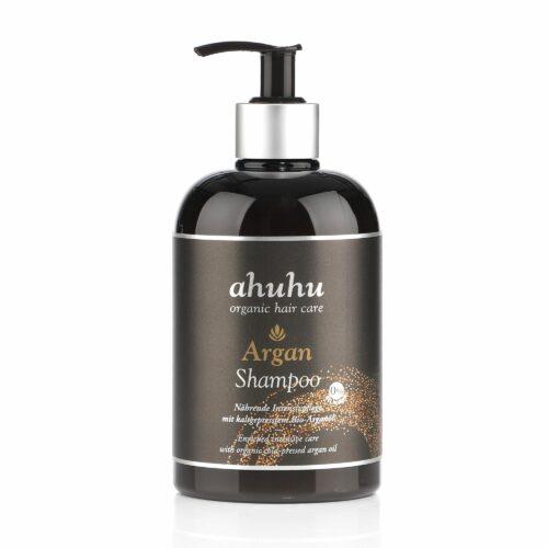 ahuhu organic hair care Argan Shampoo 500ml