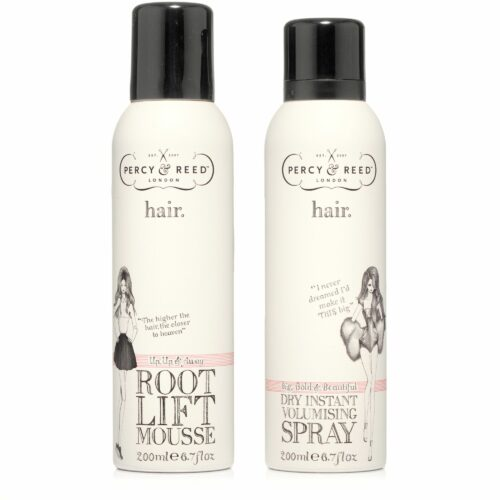 PERCY & REED™ Ansatz Volumen Mousse & Volumenspray 2x 200ml