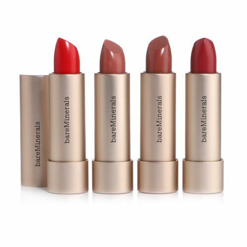 bareMinerals® Lippen-Set Mineralist Hydra- Smoothing Lippenstift 4x 3,6g