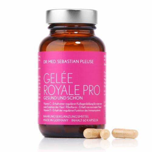 Dr. med. Sebastian Pleuse Gelée Royale Pro 60 Kapseln für 30 Tage