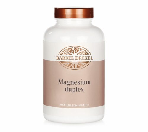 BÄRBEL DREXEL Magnesium duplex Presslinge 540 Stück für 135 Tage