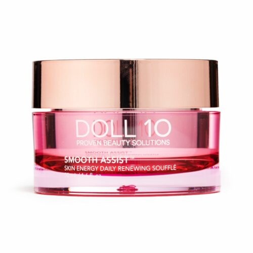 DOLL 10 BEAUTY Tagescreme Smooth Assist mit Hyaluron 50ml