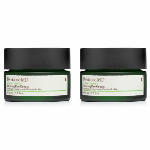 DR. PERRICONE Hypoallergenic Firming Eye Cream 2x 15ml