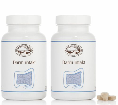 BÄRBEL DREXEL Darm Intakt-Duo je 264 Presslinge für 88 Tage