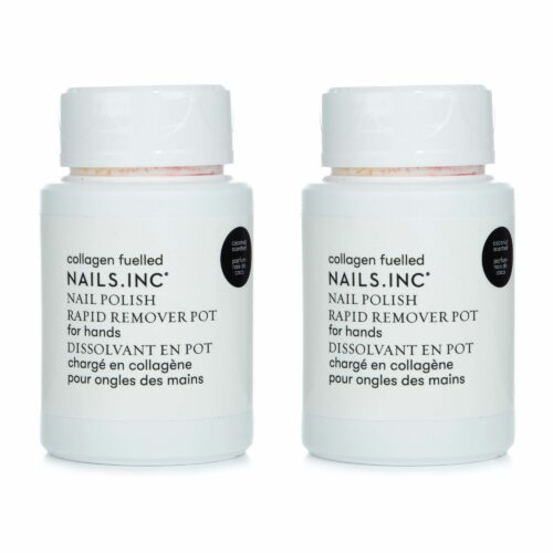 NAILS.INC® Nagellack Entferner-Duo mit Collagen 2x 60ml