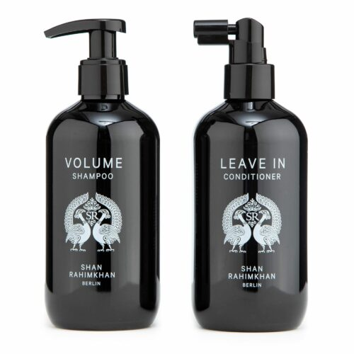 SHAN RAHIMKHAN Volume Shampoo & Leave-in Conditioner 2x 300ml