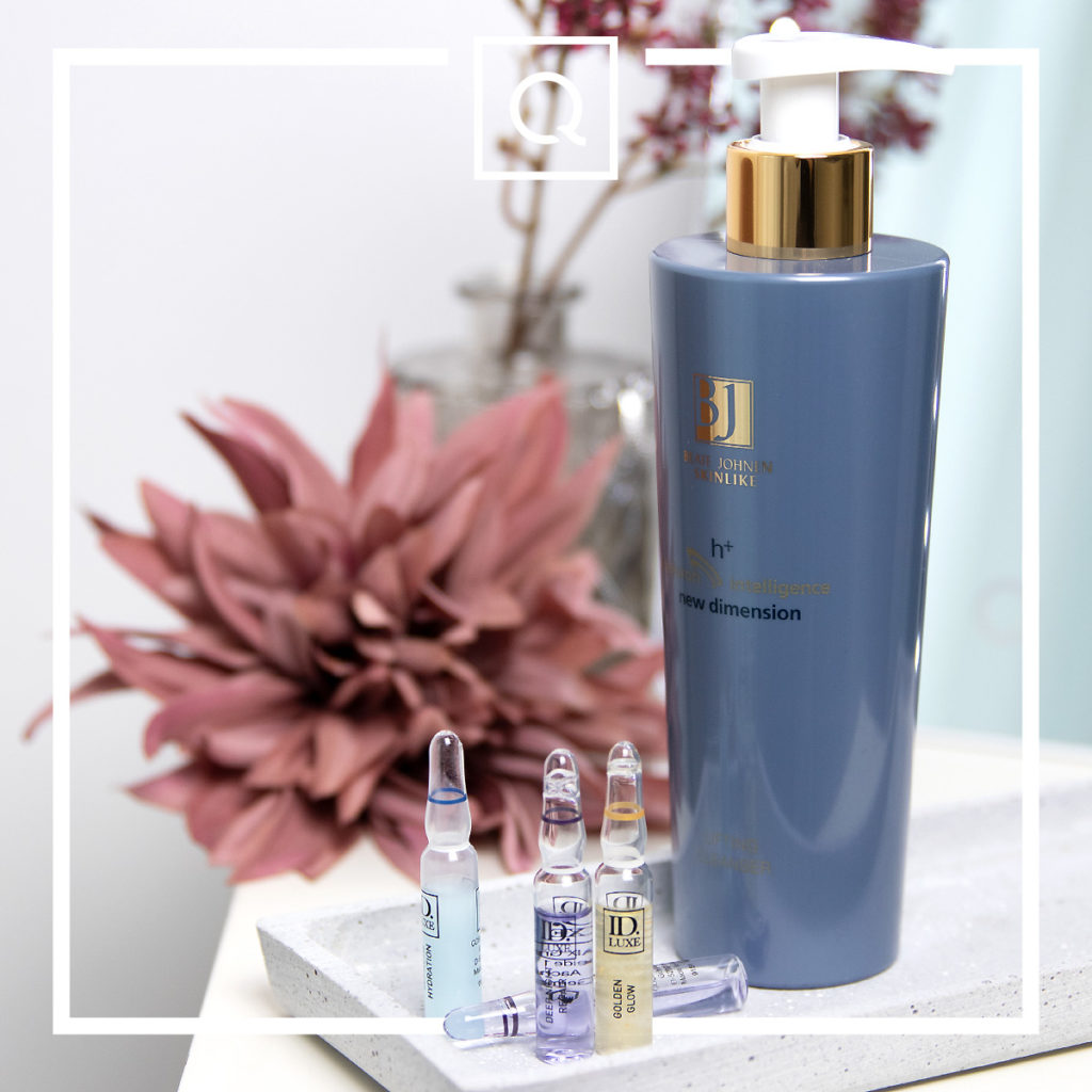 BEATE JOHNEN SKINLIKE Hyaluron Intelligence New Dimension Lifting Cleanser