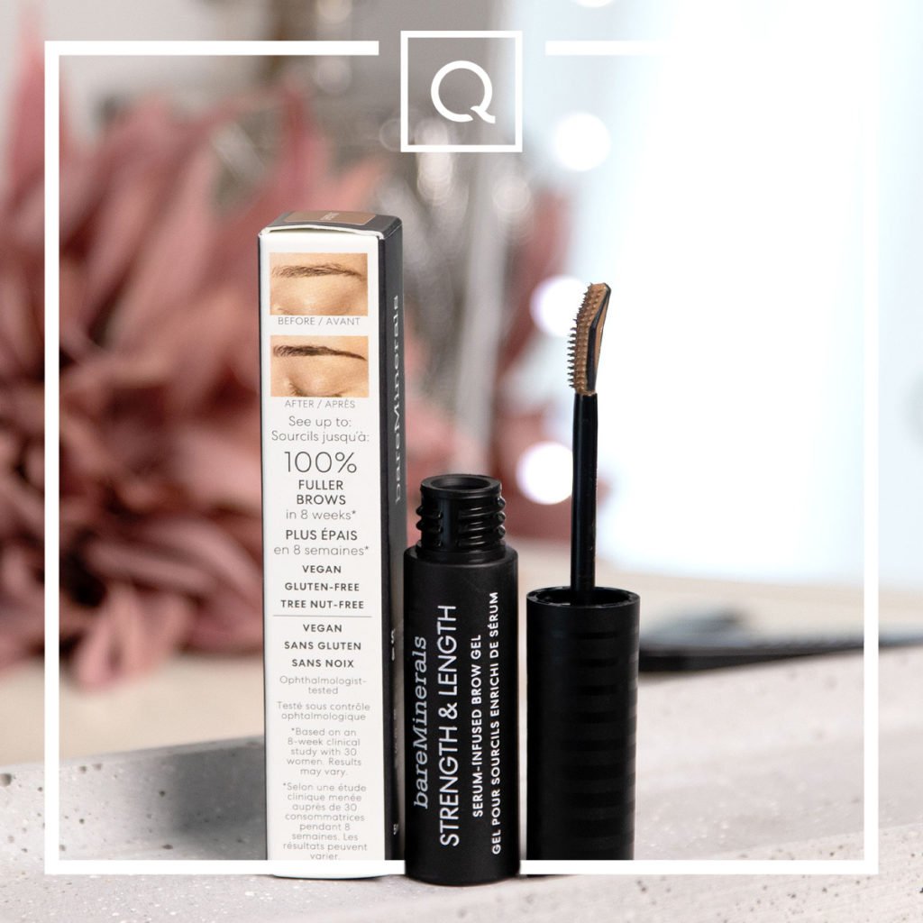 bareMinerals STRENGTH & LENGTH Serum Infused Brow Gel
