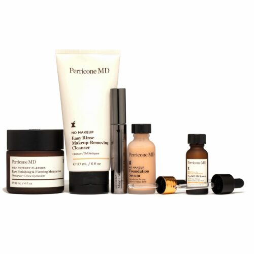 DR. PERRICONE Anti-Aging-Set Pflege & Make-up 5tlg.