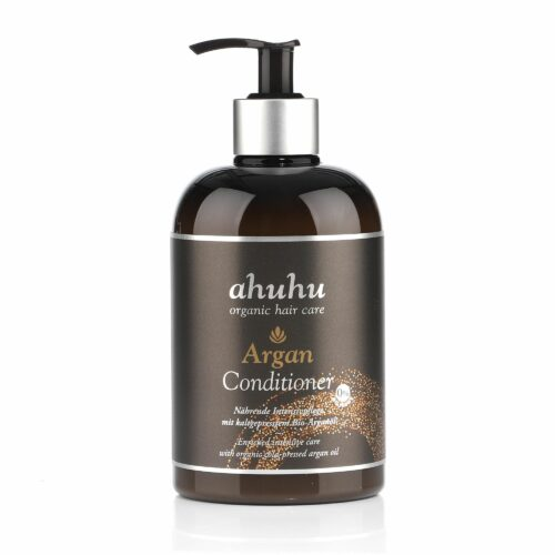 ahuhu organic hair care Argan Conditioner 500ml