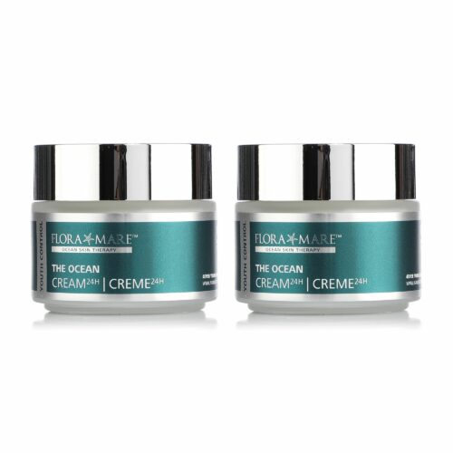 FLORA MARE™ Youth Control The Ocean 24h-Creme Duo 2x 100ml