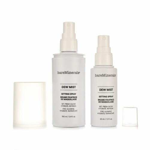 bareMinerals® Dew Mist Make-up Setting Spray-Duo 100ml & 30ml