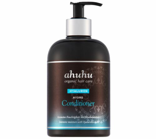 ahuhu organic hair care Hyaluron Hydro Conditioner 500ml