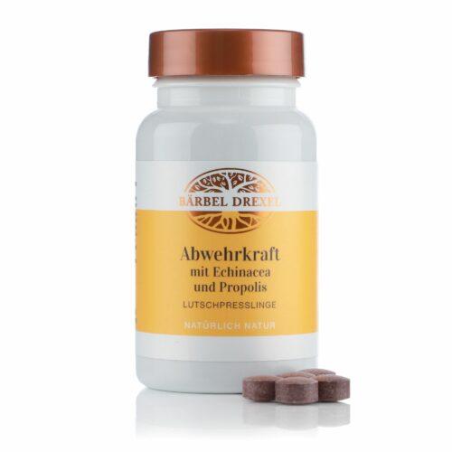 BÄRBEL DREXEL Echinacea Propolis Lutschpresslinge mit Vitamin C und Zink 120 Stück für 60 Tage