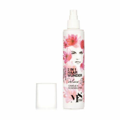 MARGOT SCHMITT® Deluxe Pure Camelie & Rosenblüten 2in1-Haarwunder 250ml