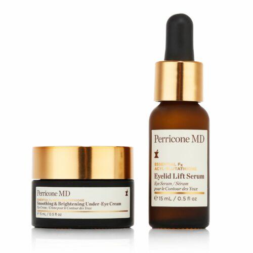 DR. PERRICONE Essential Fx Augenpflege-Set Serum & Creme 2x 15ml