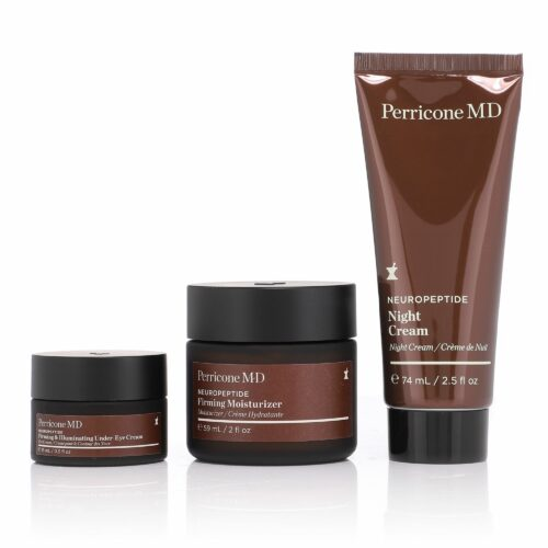 DR. PERRICONE Neuropeptide Tagescreme 59ml Nachtcreme 74ml Augencreme 15ml