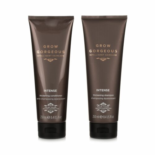 GROW GORGEOUS Intense Shampoo & Conditioner 2x 250ml