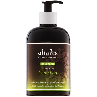 ahuhu organic hair care Volume up Shampoo 500ml