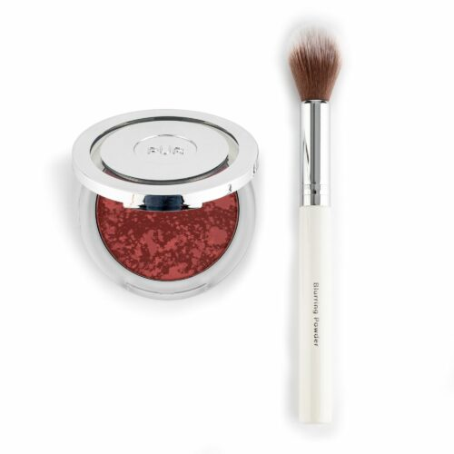 PÜR Blushing Act Puder Rouge mit Pinsel 8g