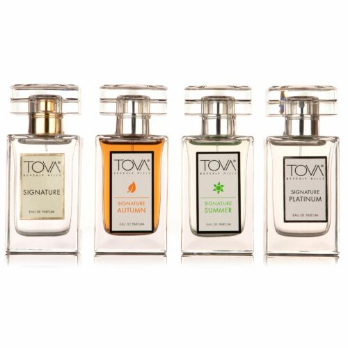 TOVA Signature Fragrance Collection Eau de Parfum 4x 30ml