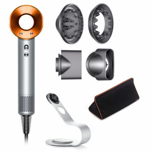 DYSON Supersonic™ Haartrockner mit Ständer & Aufbe- wahrungsaccessoire