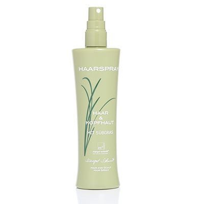 MARGOT SCHMITT® Sensitiv Haarspray mit Süßgras 200ml