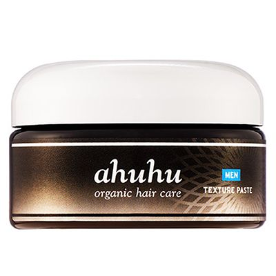 ahuhu organic hair care Texture Paste 100ml