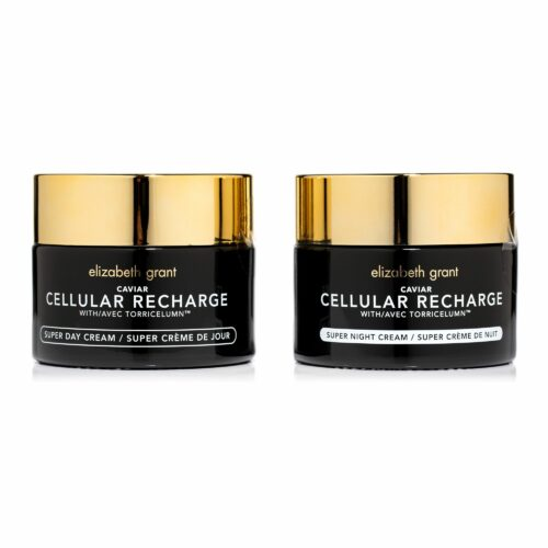 ELIZABETH GRANT Caviar Cellular Recharge Day & Night Cream 2x 100ml