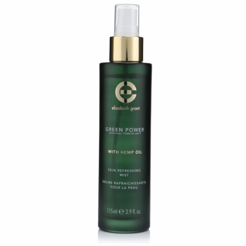 ELIZABETH GRANT Green Power & Hemp Oil Erfrischungsspray 115ml
